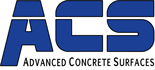 Advanced Concrete Surfaces Logo